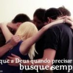 gente orando