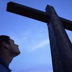 cross-man-looking-up-at