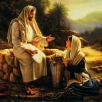 Jesus no poço